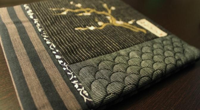 iPad-etui med japansk inspirasjon