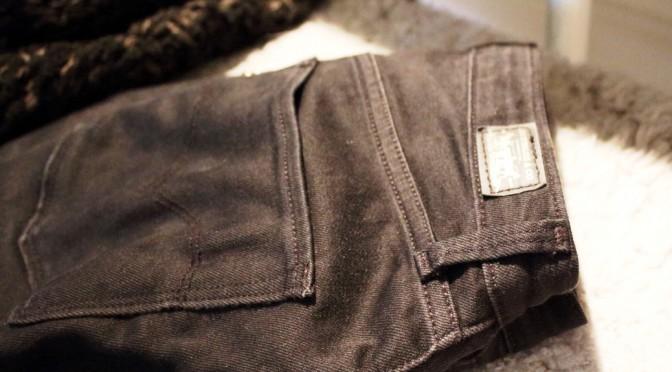 Reparere og lappe jeans