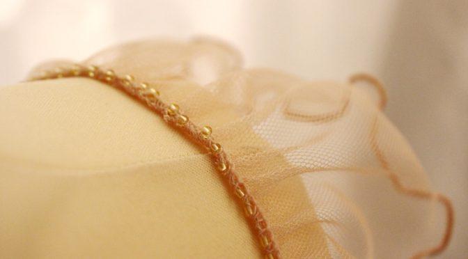 Sy perler på overlock