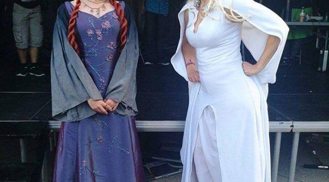 Cosplay – Andrea´s Daenerys kostyme