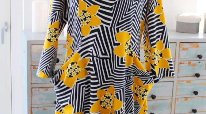 Svar og forklaring til kjole for lomme-elskere