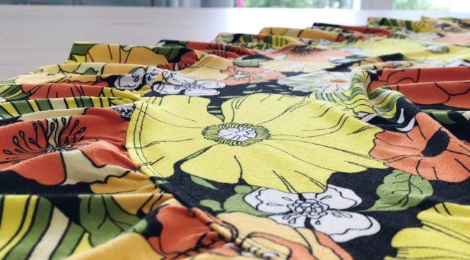 Flower Power Wrap Dress – skjørtet