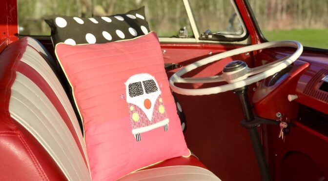 Tula Pink – pute til den bilgale