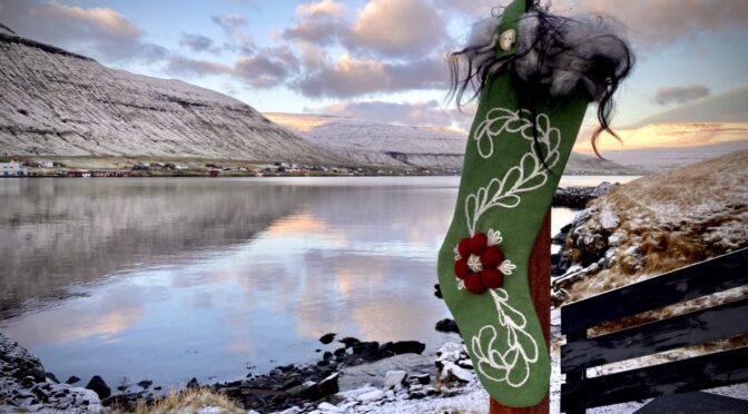 Den tradisjonelle julestrømpe